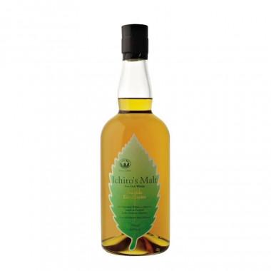 Ichiro's malt double distilleries 70cl 46.5