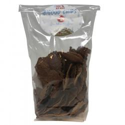 Bigood Black Wheat Chips 100g
