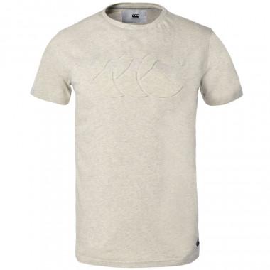 Canterbury Mata Ecru T-shirt