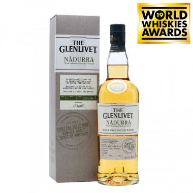 Glenlivet Nadurra First Fill 70cl 63.1°
