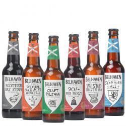 6 Bières Belhaven 6x33cl 6.08°