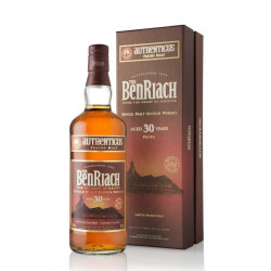 Benriach 30 ans Authenticus 70cl 46°
