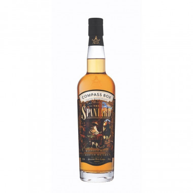 The Story Of The Spaniard Compass Box 70cl 43°