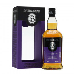 Springbank 18 Years Old 70cl 46°