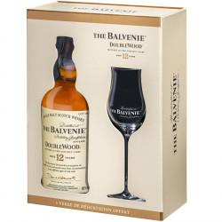 Balvenie 12ans d.wood 70cl40 +1 verre