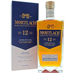 Mortlach 12 ans 70cl 43.4°