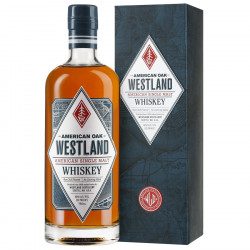 Westland American Oak Single Malt 70cl 46°