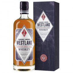 Westland Sherry Oak Single Malt 70cl 46°