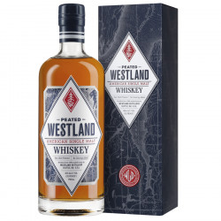 Westland Peated Single Malt 70cl 46°