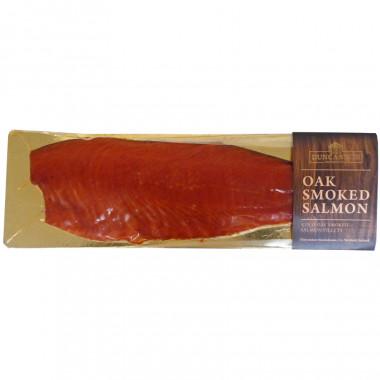 Whole Organic Irish Pre-Cut Smoked Salmon 900g-1.2kg