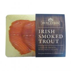 Duncannon Irish Smocked Trout 3/5 Sliced 100g