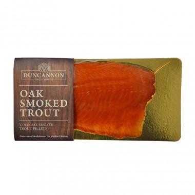 Duncannon Half Pre-Cut Irish Smoked Trout 400g-600g