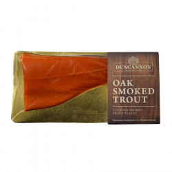 Duncannon Half Irish Smoked Trout 400g-600g