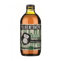 Polar Monkeys Chairman IPA 33cl 6°