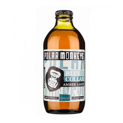 Polar Monkey Blue Collar 33cl 5°