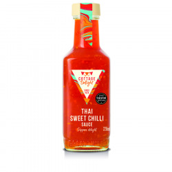 Sauce Thai Sweet Chilli Cottage Delight 220ml