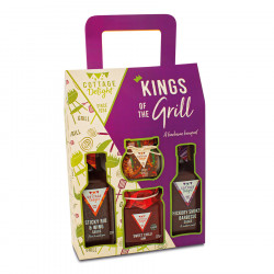 Coffret Kings of The Grill Cottage Delight 220ml