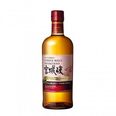 Miyagikyo Apple Brandy Wood Finish 70cl 47°