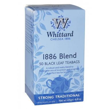 The whittard of chelsea 1886 blend 50 sachets