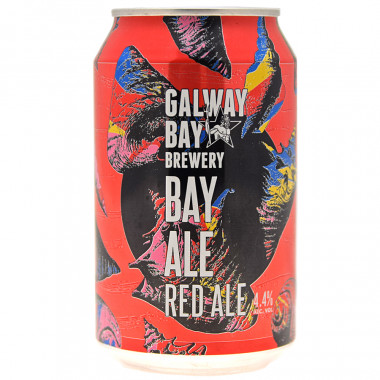 Galway Bay Red Ale Canette 33cl 4.4°