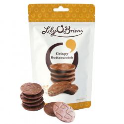 Chocolat au Lait et Morceaux de Caramel Lily O'Brien's 110g