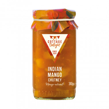 Cottage Delight Indian Mango Chutney 340g