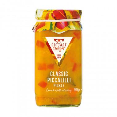 Sauce Piccalilli Classic Pickle Cottage Delight 280g