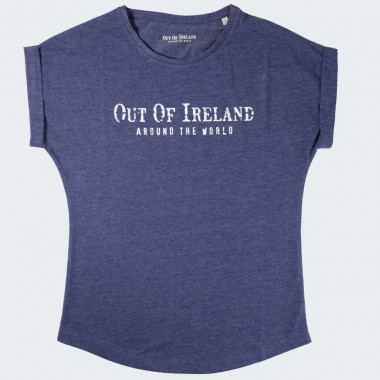 Out Of Ireland Blue T-shirt