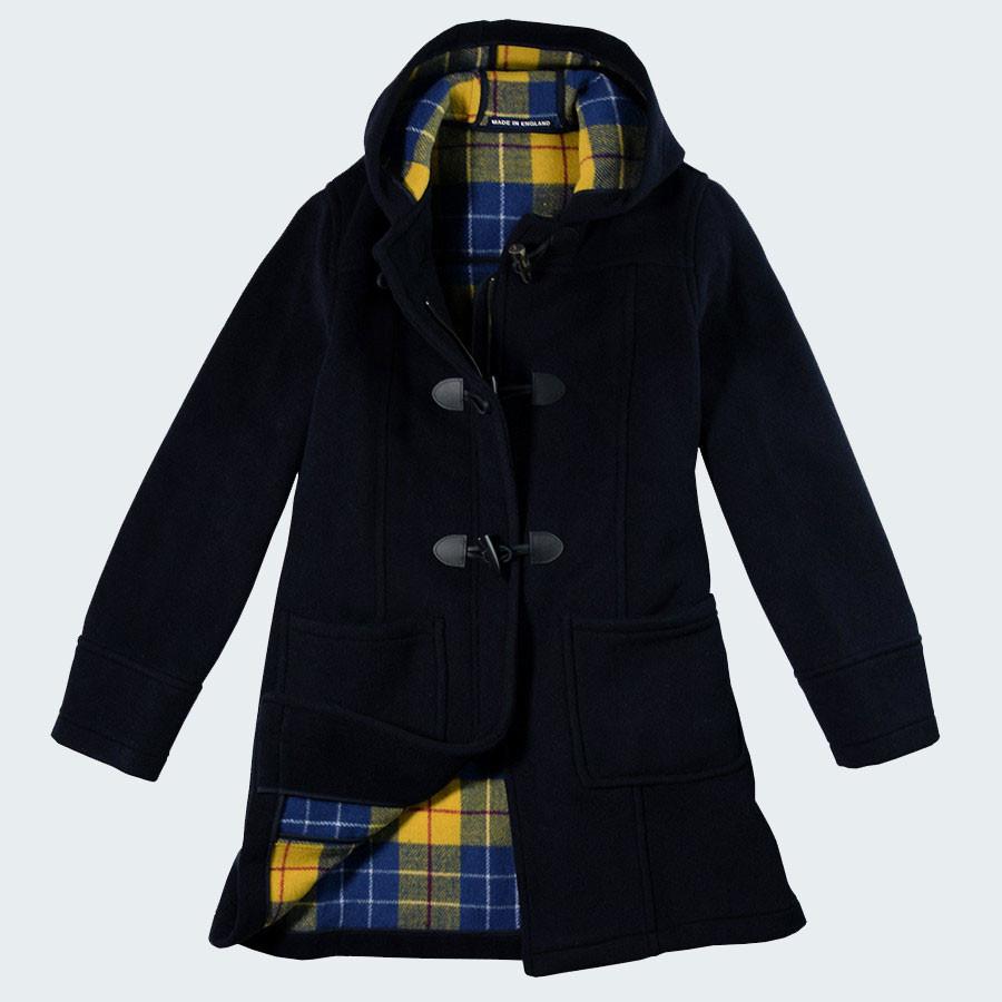 Duffle Coat Fiona Marine London Tradition