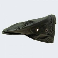 Casquette Coton Huilé Olive Hanna Hats