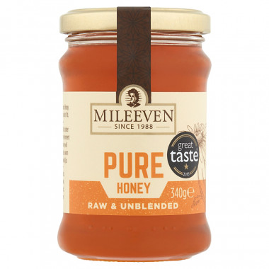 Mileeven Pure Honey 340g