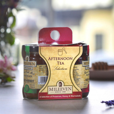 Trio Marmelades Afternoon Tea Mileeven 3x113g