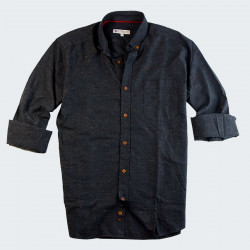 Chemise Anthracite Out Of Ireland
