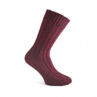 Bordeaux Short Socks