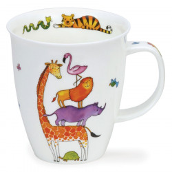 Mug Jumbo High & Climbers Dunoon 480ml