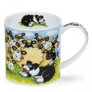 Mug Orkney Silly Sheep Dunoon 480ml