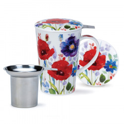 Dunoon Wild Garden Teapot 440ml