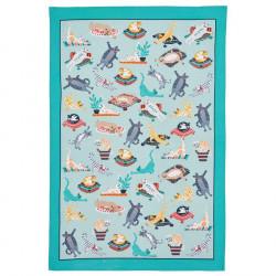 Kitty Cats Hand Towel