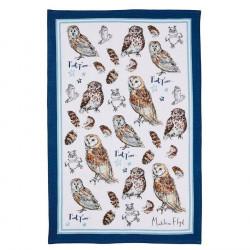 Madeleine Floyd Owls Hand Towel