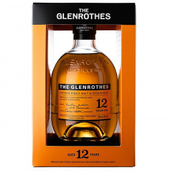 Glenrothes 12 ans 40° 70cl