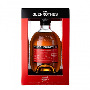 Glenrothes Whisky Maker's Cut 70cl 48.8°