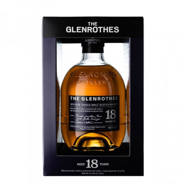 Glenrothes 18 ans 70cl 43°