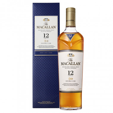 Macallan 12 Years Old Sherry Double Cask 70cl 40°