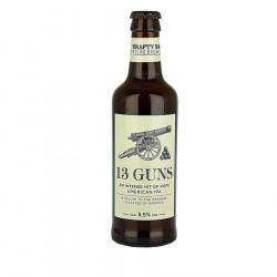 13 Guns Beer 33cl 5.5°
