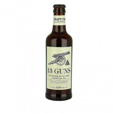 Bière 13 Guns 33cl 5.5°