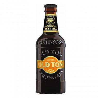 Bière Old Tom Ginger 33cl 6°