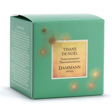 Dammann Tisane de Noël 25 sachets 50g