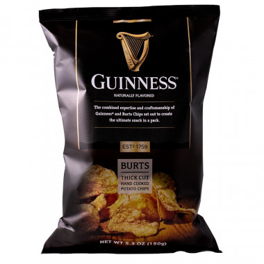 Chips Guinness 150g