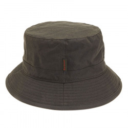 Chapeau Wax Sport Olive Barbour