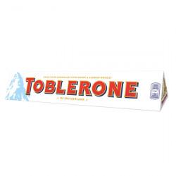 Toblerone au Chocolat Blanc